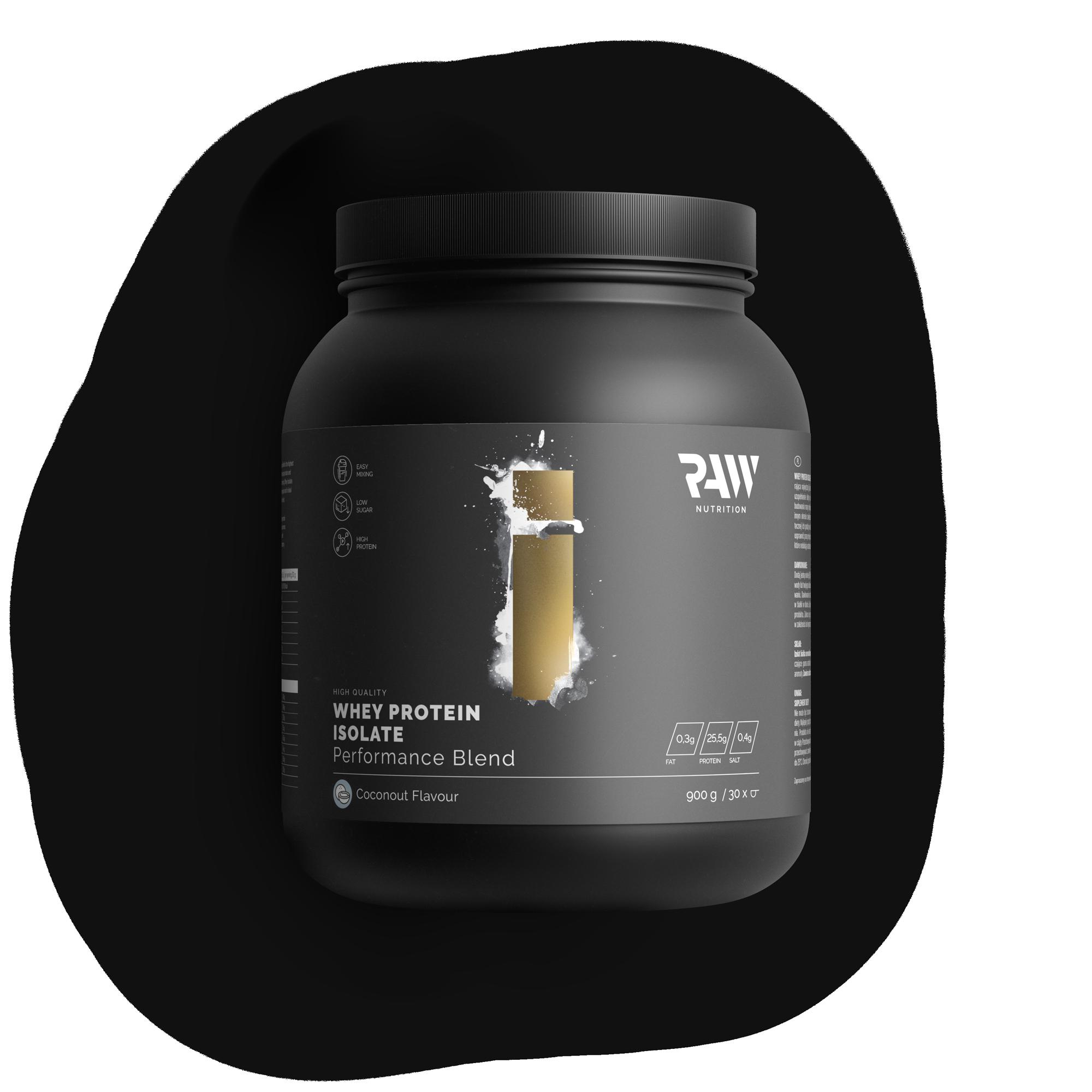 Isolate Protein Performance Blend - Kokos